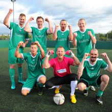 Edinburgh Corporate Football