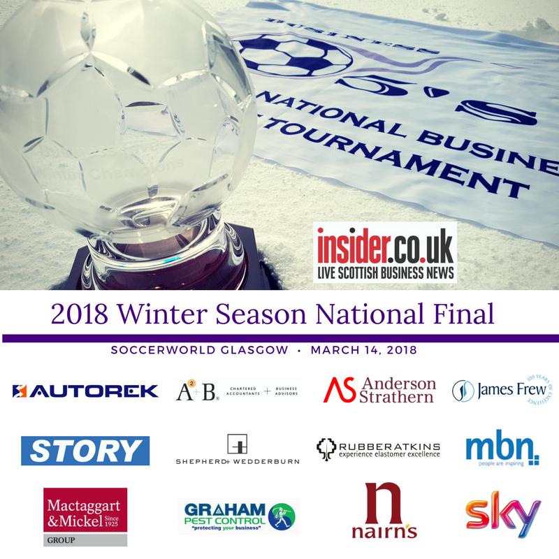 Business Fives Winter Season Final