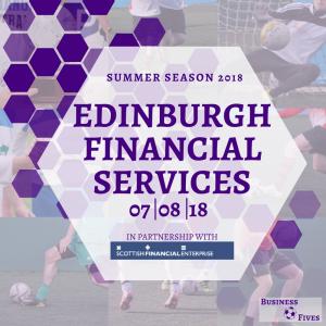 Financial Services Edinburgh Powerleague