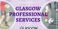 Glasgow Professional Services Football Event
