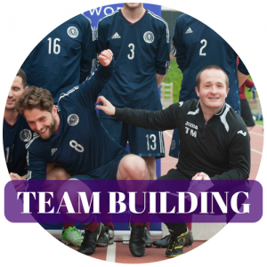 TeamBulding Graphic