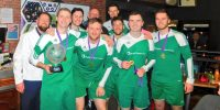 Begbies Traynor Business Fives Winter 2018-19 Champions
