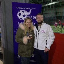 chris-macdonald-top-goalscorer-accepted-by-emma-campbell-from-oceaneering