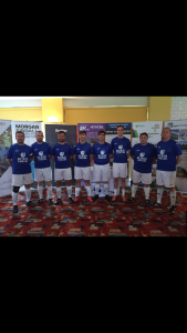 Liverpool Charity Football Event BCEGI team photo