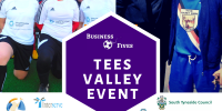 tees valley football event