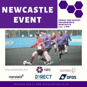 newcastle football event