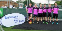 glasgow networking football event