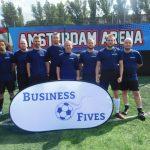 business fives sunderland