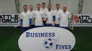 Business Fives Tayside Event Baker Hughes Crowned Champions