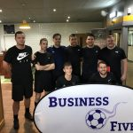 Business Fives Glasgow Event