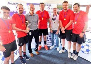Aberdeen Charity Football Event