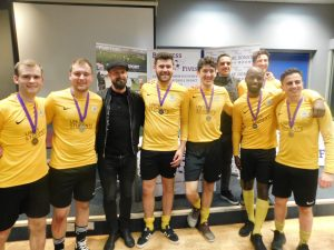 Team Picture at Business Fives debut in Bristol
